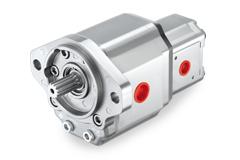 Alüminyum Hidrolik Motor